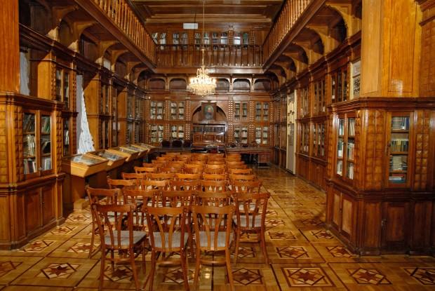 Меморіальна бібліотека Колегії Павла Галагана