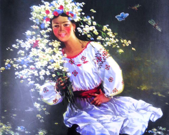 Картина Миколи Шелеста