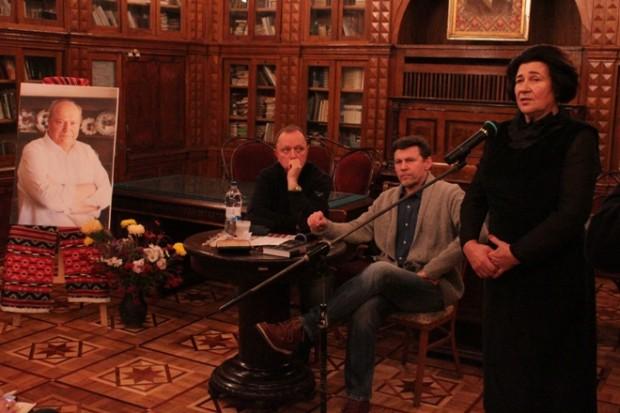 «Вінграновський – вічний!» – у Музеї літератури відзначили ювілей поета