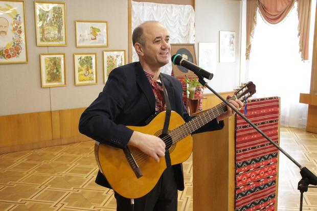 Співак, композитор, бард Ігор Якубовський