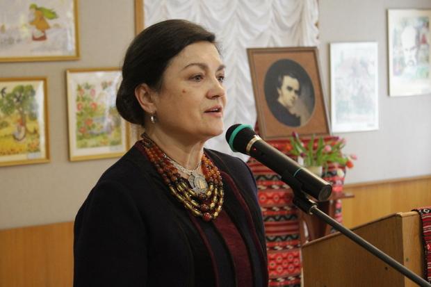 Народна артистка України Наталя Сумська