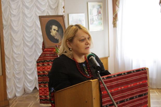 Голова творчого об'єднання дитячих письменників НСПУ Марія Морозенко