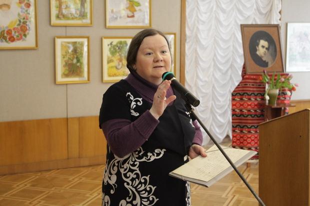 Письменниця, перекладач Вікторія Осташ
