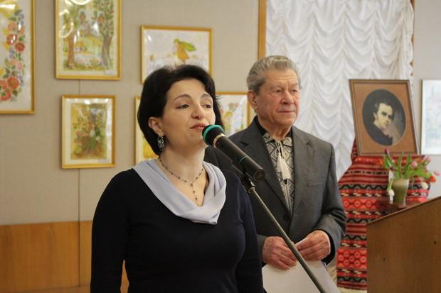 Саломе Енгібарян і Петро Засенко