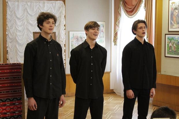 Студенти Національного університету театру, кіно і телебачення імені І.Карпенка-Карого