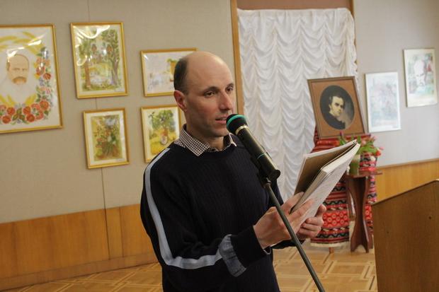 Письменник, перекладач, журналіст Микола Байдюк