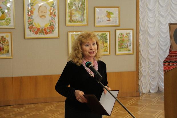 Журналістка Тетяна Комлік