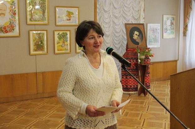 Науковець Людмила Бебик (м.Срібне, чернігівщина)