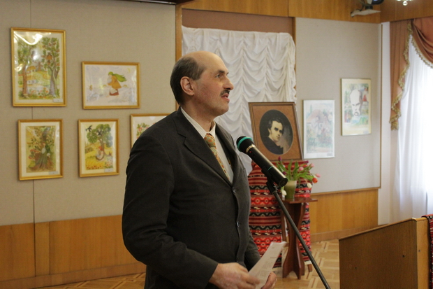 Науковець, педагог Юрій Уваров